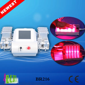 Laser Diode Lipolaser Fast Slimming / Cold Laser/ Portable Laser Liposuction Machine pictures & photos