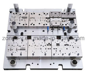 Custom Progressive Precision Metal Stamping Mould Die Auto Household Appliances pictures & photos