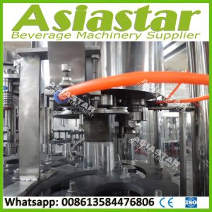 Fully Automatic Hot Juice Rinsing Filling Capping Machine Equipment pictures & photos