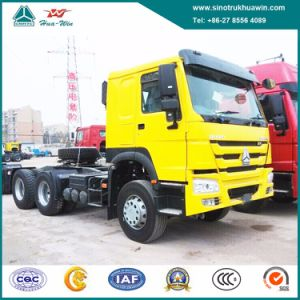 Sinotruk HOWO 371 HP 6X4 Heavy Duty Truck pictures & photos