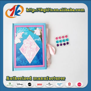 Beautiful Kids Notebook with Stickers pictures & photos