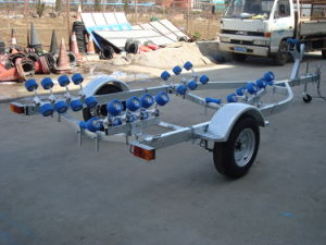 Rib Boat Trailer FRP Boat Trailer Jet Ski Trailer 3.5m pictures & photos