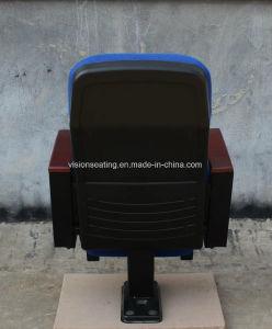 Single Pedestal Auditorium Furniture Lyceum Spectator Seating (1002) pictures & photos