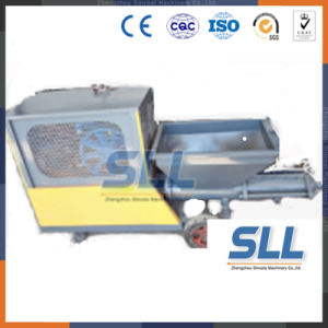 Fast Plastering Machine Cement Plastering Machine Mortar Sprayer pictures & photos