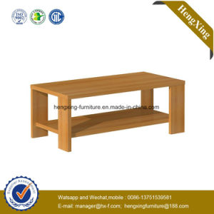 Wooden Simple Office Reception Coffee Table (HX_0103) pictures & photos