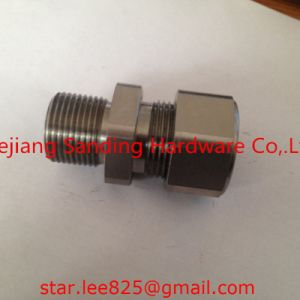 Starinless Steel Hydraulic Hose Fittings/Hydraulic Fittings/Sanitary Fittings pictures & photos