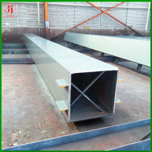 Prefabricated Welded Structural Steel Building Material Box Beam pictures & photos