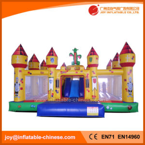 Inflatable Bounce House Bouncy Castle for Kids Toy (T6-050) pictures & photos