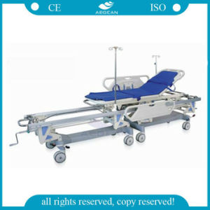 AG-HS003 Operation Room Connecting Stretcher Trolley pictures & photos