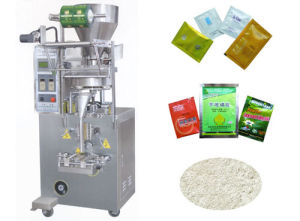 Powder/Granule/Sugar/Sauce/Coffee Three Side Sealing Sachet Packing Machine