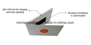 4.3inch Custom Designed Video Greeting Card as Promotional Gift (VC-043) pictures & photos