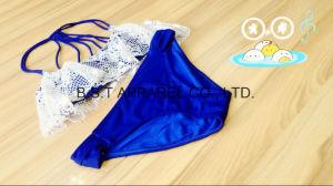 Fashion Sexy Two-Piece Swimwear (QG-6103M) pictures & photos