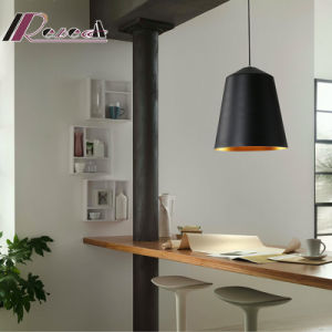 E27 60W Metal Fabric Pendant Light for Dining Room pictures & photos