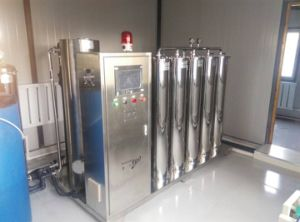 AAMI Blood Dialsyis Use RO Reverse Osmosis Water Treatment System pictures & photos