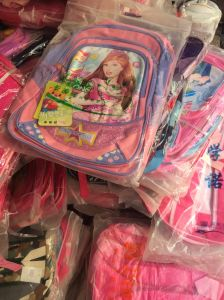 Shcool Bags Stocks pictures & photos