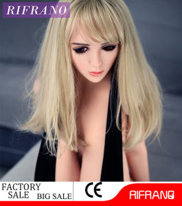 China Factory Price 155cm Papaya Breasts Big Hip Sex Doll pictures & photos
