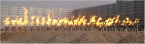 Ground Flare pictures & photos