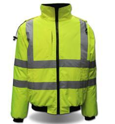 Custom Protective Safety Work Clothes Hi Vis Workwear Jacket pictures & photos