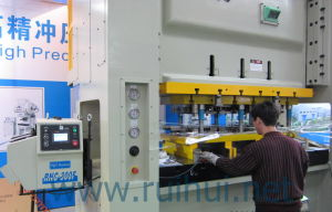 Help to make air conditioning parts is nc roller machine (RNC-300F) pictures & photos