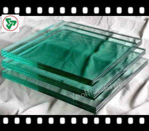 3-12mm Clear Building Tempered Toughened Glass pictures & photos