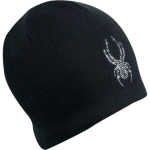 Black Rhinestone Beanie pictures & photos