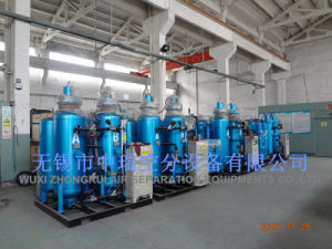 Nitrogen Generating Machinery with Tanks Filling System pictures & photos