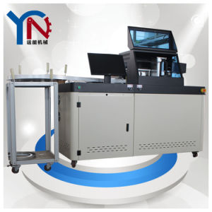 CNC Automatic Steel Rule Bending Machine with Strips Coils Steel pictures & photos