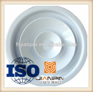 Exhaust Air Grille Air Ceiling Round Diffuser in HVAC System pictures & photos