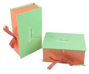 Rigid Drawer Style Cosmetic Paper Cardboard Gift Packaging Box pictures & photos
