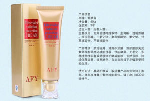 Afy Ultraviolet Radiation Protection Cream Universal Sunscreen Cream for All Age pictures & photos