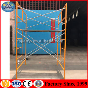 Movable Steel Used Construction Scaffolding pictures & photos