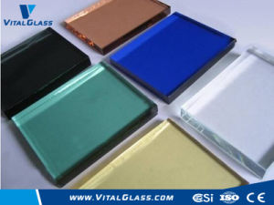 Colored Mirror Aluminum/ Silver Mirrorfor Decorative Bathroom Mirror pictures & photos