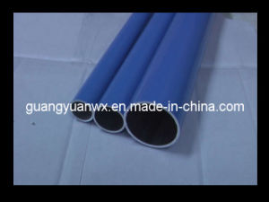 Powder Coated Aluminum Tubes/Pipes (GYG02) pictures & photos