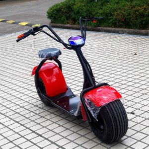 Factory 1000W Lifestyle Fat Tire Citycoco Electric Scooter (JY-ES005) pictures & photos