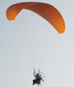 Complete Paramotor