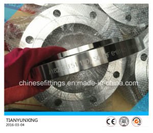 ANSI A182 Gr F51 Duplex Stainless Steel Slip-on Flanges pictures & photos
