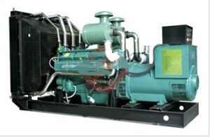 Diesel Generator with Wudong Engine