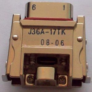 J36 Series Military Rectangular Connectors pictures & photos