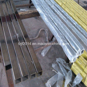 AISI310s Prime Quality Seamless Stainless Steel Square Pipe, 6m pictures & photos
