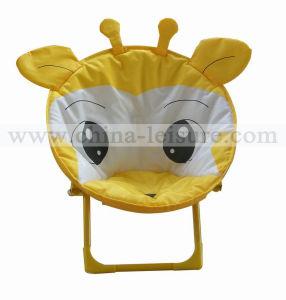 Kids′ Moon Chair with Cartoon Design (NUG-C121-30)