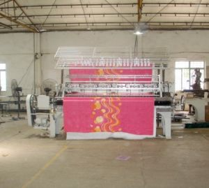 "2.4m Quilts and Blankets Cam Model Quilting Machine (CSMS94""-2)"
