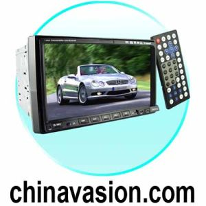 2-DIN Car DVD Player + Car GPS Navigation System + Bluetooth