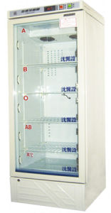 4 Degree Blood Bank Refrigerator 120L ~560L pictures & photos