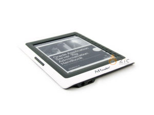 6 Inch E-Ink E-book Reader with Built-In MP3 Player