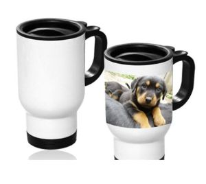 14oz Stainless Steel Mug with Sublimation Blank pictures & photos
