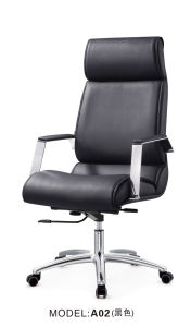 Office PU Boss Chair with High Back pictures & photos