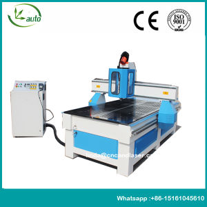 CNC Router Machine for Metal Wood MDF pictures & photos