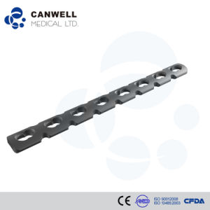 Canwell 3.5mm Reconstruction Locking Plate, Orthopedic Titanium Implant pictures & photos