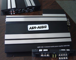 4/3/2 Channel Mosfet Power Amplifier 600watts (AMP-4150) pictures & photos
