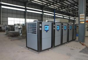 Air Cooled Water Chiller for Injection Machine pictures & photos